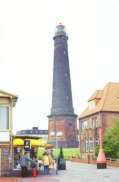 Leuchtturm Borkum, Großer Turm