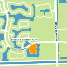 EMERALD ESTATES PARK, 16400 Emerald Estates Drive Hours: 8 a.m. - 9 p.m. Amenities: - 5 acre neighborhood park - Shaded playground - Basketball court - Tennis courts - 2 Picnic Shelters with tables and grill** - Exercise path - Fitness Stations - Restroom facilities - Parking - Lighting - Dog Friendly park – dogs allowed on a max.  6' leash #LoveYourHome #WestonFL