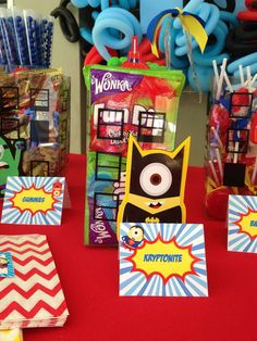 Despicable Me Birthday Party Ideas | Photo 27 of 27
