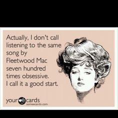 A good Start, Fleetwood Mac