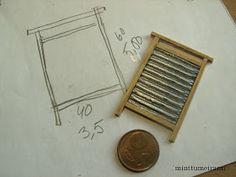 minttumeiramin miniatyyrit: Pyykkilauta