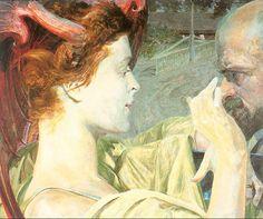Jacek Malczewski - Thanatos, 1911