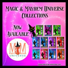 SQUEEEEEEEE!!! It's Release Day in the Magic and Mayhem Universe. Eleven Amazingly Bewitching Authors.  Thirty-three of their most Enchanting Tales.  Unleash The Magic Today!.  #MagicMayhemUniverse #NewReleases  #PNR #ebooks #33magicaltales  #UnleashTheMagic