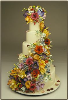 The most beautiful cake I've ever seen! by Ron Ben Israel