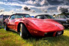 Corvette Stingray                                                                            Corvette Stingray by THEjdawg on Flickr