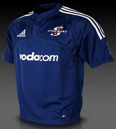 ADIDAS STORMERS SUPER 14 UNION RUGBY HOME JERSEY. Super Rugby, Team Logo, Adidas Jacket, Logos, Sleeves, Jackets, Fashion, Down Jackets, Moda