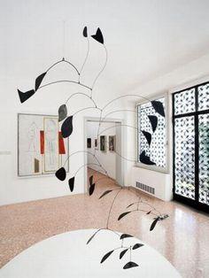 Alexander Calder -Peggy Guggenheim Museum, Venice