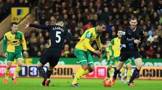 #ncfc striker Lewis Grabban aims to maintain his remarkable strike rate, writes Paddy Davitt.