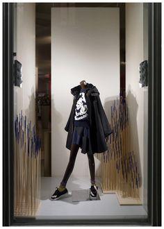 story-tailors shop window, milan Photographed & pinned by Kozerska Maria, KMstudio