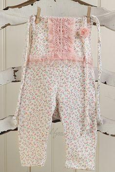 Newborn romper, Baby girl clothes  by polkadotsandsunshine
