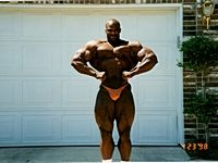 Retro: Ronnie Coleman 3 týdny před Night of Champions 1998