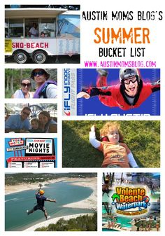 An Austin Summer Fun 'Bucket List'- Austin Moms Blog, kids activities in Austin