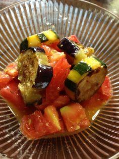 トマトなすズッキーニのさっぱりマリネ♡ by きむきむたん [クックパッド] 簡単おいしいみんなのレシピが221万品
