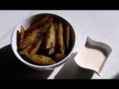 """Patatas cajún. """"Isasaweis"""""""