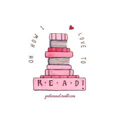 Oh, how I love to read!
