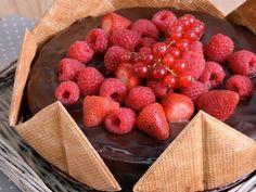 Receta | Tarta de chocolate - canalcocina.es