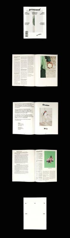 Arthur Collin - Process magazine