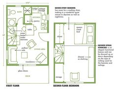 images about Tiny House Floor Plans on Pinterest   Tiny    Small Stone Cabin Plans   Free Cabin Plans Loft Small PDF How to Making Ideas NZ