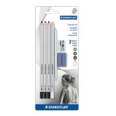 Staedtler // Charcoal Pencils