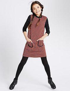 Girls Clothes - Little Girls Designer Clothing Online | M&S