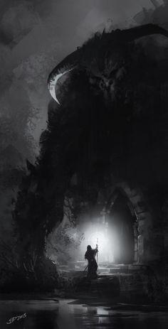 13. Brujo y demonio