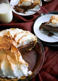 초콜렛 크림 파이 레시피, 디저트, 초콜렛 요리,베이킹,