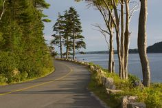 Somes Sound Seargent Drive, Mount Desert, Maine