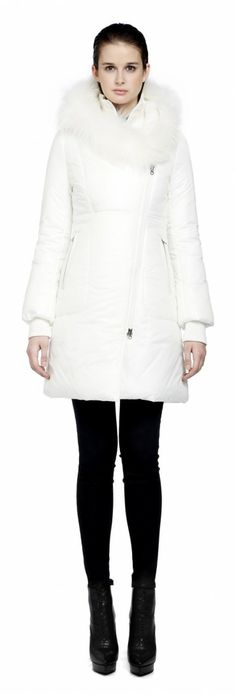Mackage - LIZ-T LONG WHITE DOWN COAT