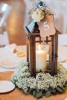 Home Lanterns: Centrepiece Table Candle Wedding Flower Flowerpot Home Lanterns, Table Lanterns, Lantern Centerpieces, Interior Design Plants, Christmas Floral Arrangements, Flower Pots, Party Supplies, Wedding Flowers, Candle Holders