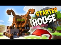 http://minecraftstream.com/minecraft-tutorials/minecraft-how-to-build-a-small-survival-starter-house-tutorial-fantasy-build/ - Minecraft: How To Build A Small Survival Starter House Tutorial (Fantasy Build) Minecraft: How To Build A Small Survival Starter House Tutorial (Fantasy Build) In this Minecraft build tutorial I show you how to make a small survival starter house that is a perfect home for any new survival world as it is very simple & easy to build! How to buil