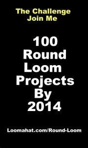 Free Circular Loom Patterns - http://www.loomahat.com/free-circular-loom-patterns/