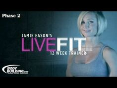 Jamie Eason's LiveFit Trainer: Phase 2
