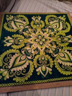 This looks like a carpet!!