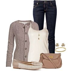 """""""Cozy Neutrals"""" by angelysty on Polyvore"""
