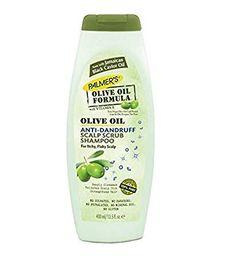 Palmer's Olive Oil Anti Dandruff Scalp Scrub Shampoo, Ounce: Palmer's olive oil formula anti-dandruff scalp scrub shampoo is formulated with tiny micro-beads, that gently scrub the scalp to exfoliate dead skin cells that can result in flaking. Best Anti Dandruff Shampoo, Shampoo For Itchy Scalp, Natural Hair Shampoo, Scalp Scrub, Dandruff Remedy, Olive Oil Beauty, Flaky Scalp, Hair Care Routine, Hair