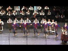 Serbian Dances Kolo - Igre iz Srbije (Balkan u pesmi i igri) Folk Dance, White City, Belgrade, Serbian, My Heritage, Bosnia, Montenegro, Folklore, Croatia