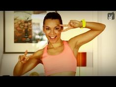 Fat Burning Dance Workout: Abnehmen im Disco Style! - Fitness and Exercises, Outdoor Sport and Winter Sport Pilates Workout Routine, Yoga Pilates, Dance Workouts, Easy Dance, Pilates For Beginners, Fat Burning Tips, Fitness Studio, Yoga Lifestyle, Yoga Videos