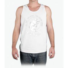 Papa Fishing T Shirt, The Fishing Legend Papa T Shirt - Mens Tank Top
