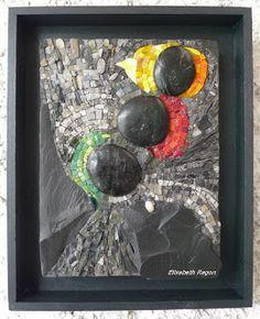 Lorenzo Massobrio - Elisabeth Ragon: elisabeth ragon. Abstract mosaic. This is great