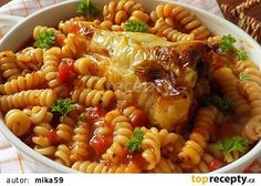 Fusilli, Penne, Treats, Homemade, Food And Drink, Ethnic Recipes, Bulgur, Goodies, Home Made