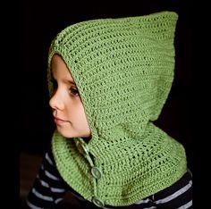 Instant download  Hat Crochet PATTERN pdf file  by monpetitviolon
