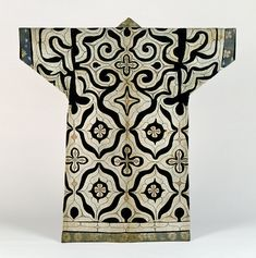Ainu Robe, about 1900, northern Japan from Yorke Antique Textiles ~AmyLH~