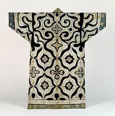 カパラミプ(木綿) 北海道アイヌ 19-20世紀  静岡市立芹沢銈介美術館