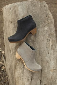 Fashionable and always comfortable in the Dansko Maria bootie!