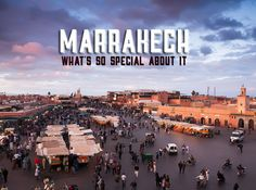 What it's like to visit Marrakech? It's quite overwhelming due to a number of factors, but also incredibly enriching. See what to expect.