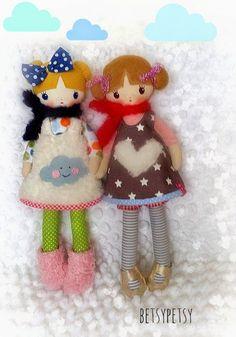 betsypetsy handmade: Siostry