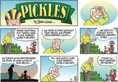 Pickles strip for November 16, 2014