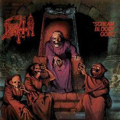 blood gore   cripta de metal: Death - Scream Bloody Gore