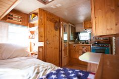 Living in an RV, please