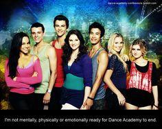 Fernsehshows wie Tanzakademie